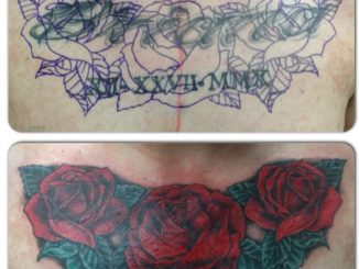 Rose CoverUp