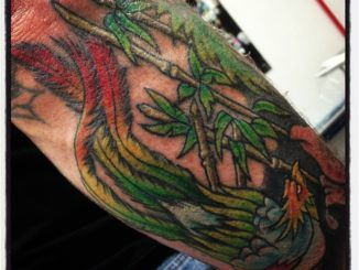 Repair Japanese Phoenix