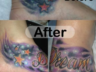 Space ankle repair with Dream