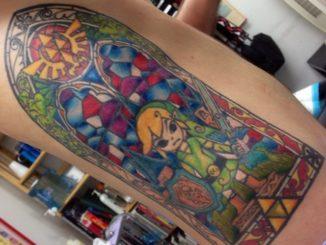 Progress on Legend of Zelda