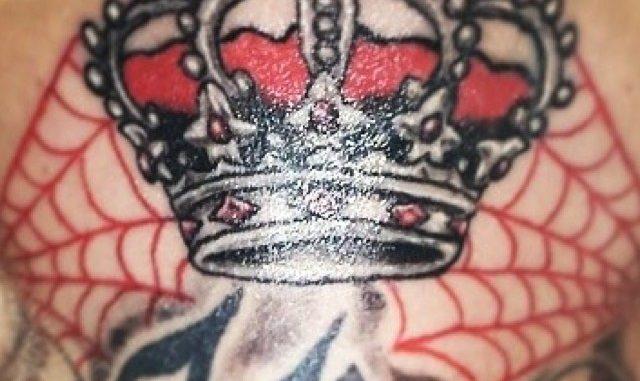 Throat crown