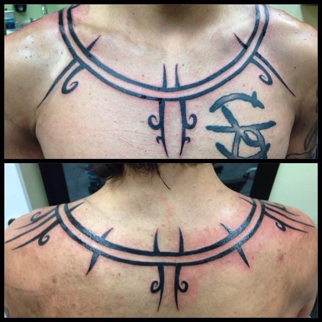 Tribal collar