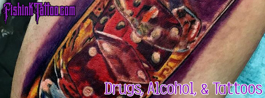 Drugs, Alcohol, and Tattoos